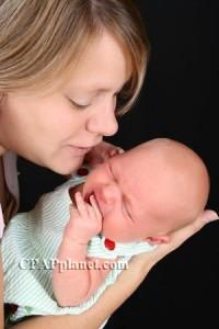 Wishing Your Newborn Would Sleep Longer